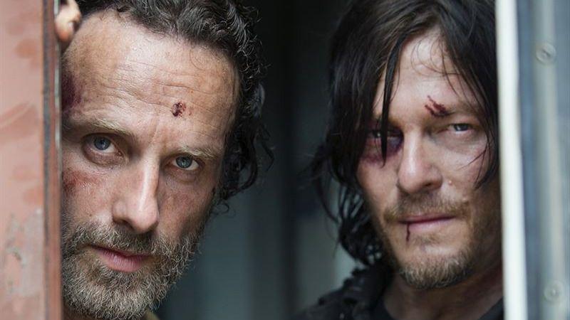 Tiemblan los fans de 'The Walking Dead': lo que ha dicho su creador sobre Rick...