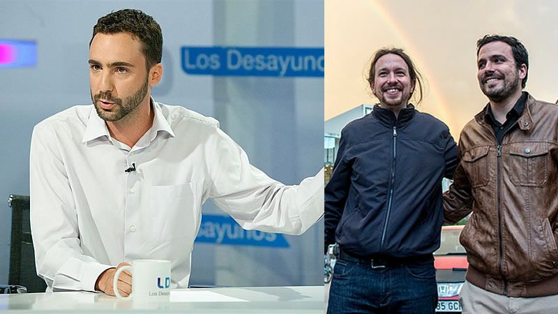 Ni Podemos ni IU respondieron a la propuesta de coalición de 'Decide en Común' de Alberto Sotillos