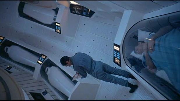 La hibernación de astronautas que filmó Kubrick, a un paso de hacerse realidad de manos de la NASA