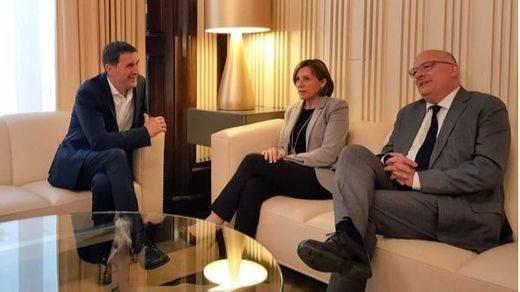 Otegi reconoce que Cataluña ha adelantado al independentismo vasco por la derecha e intenta ir a rebufo