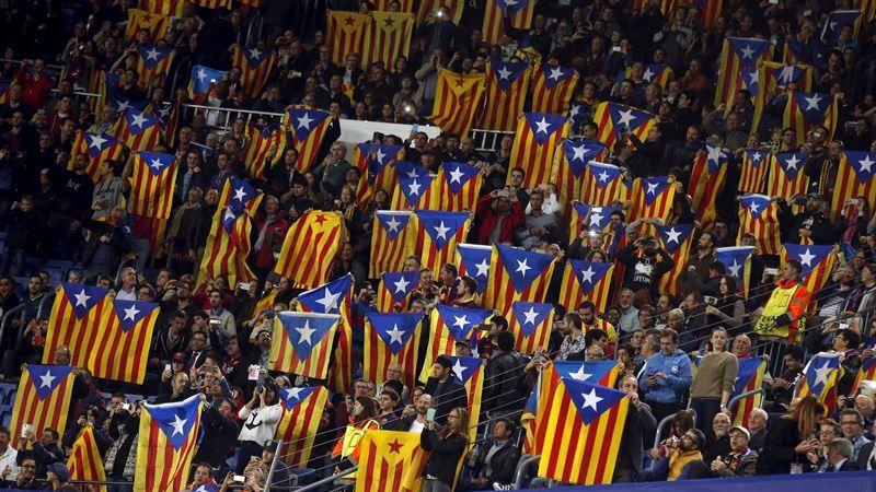 ERC reta al Barcelona a dar plantón a la final de la Copa del Rey por el veto a la estelada