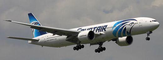 El Ejército egipcio niega que el avión desaparecido de Egypt Air emitiera una señal de emergencia