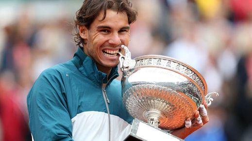 Nadal confiesa su amor por 'su' torneo de Roland Garros pero dice afrontarlo