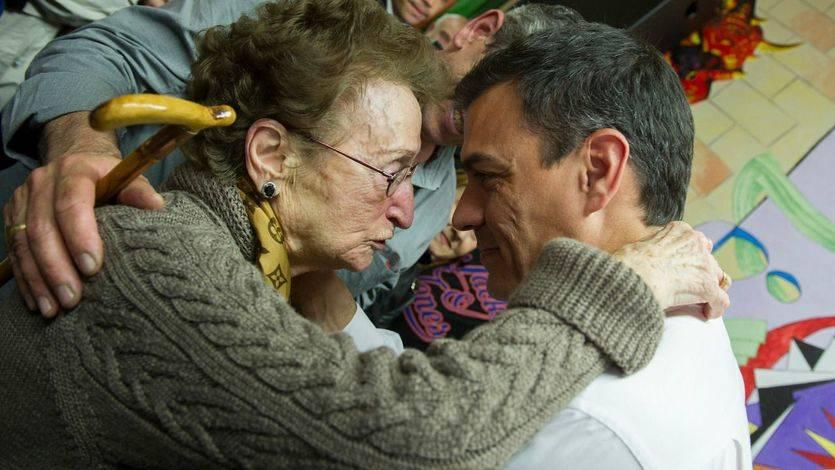 Perfiles electorales 26-J: Pedro Sánchez, solo en casa