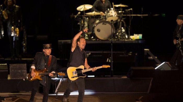Bruce Springsteen sigue sumando días de gloria en el Bernabéu