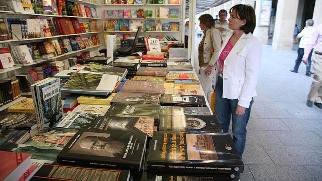 Más de 350 casetas para una Feria del Libro en homenaje a Cervantes