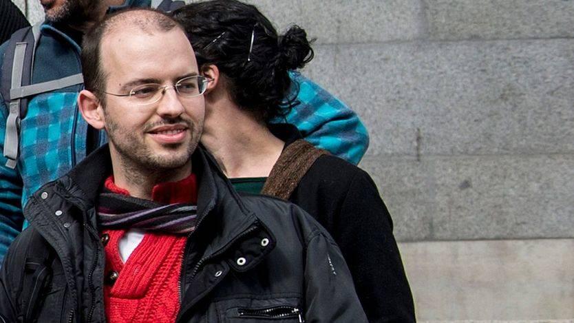 Podemos confirma la candidatura de Jorge Luis Bail, imputado por una protesta de 2012