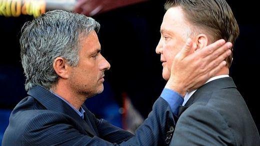 El Manchester United cambia a un 'ogro' por otro en su banquillo: Mourinho sustituirá a Van Gaal