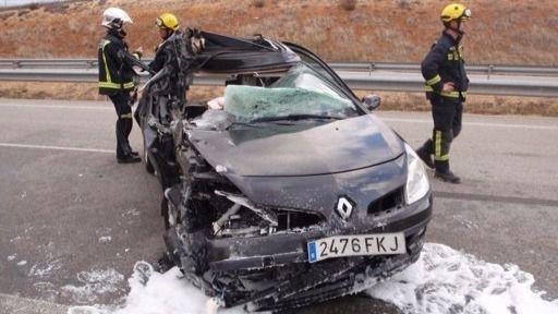 Las víctimas silenciosas de los accidentes de tráfico