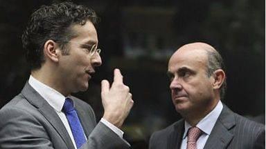 El Eurogrupo mantiene la amenaza de sancionar a Espa�a por existir
