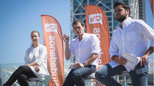 Más voces para Ciudadanos: Rivera compartirá protagonismo con un grupo de candidatos territoriales