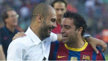 Xavi Hernández apuesta por su amigo Guardiola y pronostica que 'va a cambiar el fútbol inglés'