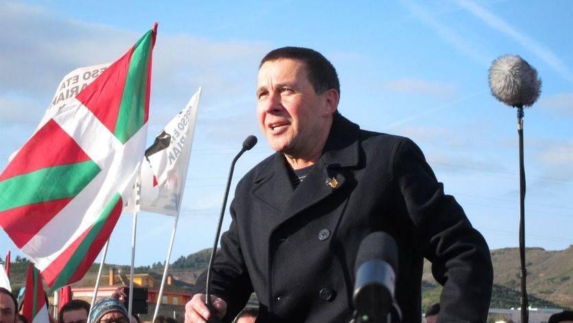 Se pone en marcha la maquinaria para impedir que Otegi se presente a las elecciones vascas