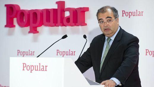 Banco Popular aumentará capital en 2.500 millones y sus acciones se desploman