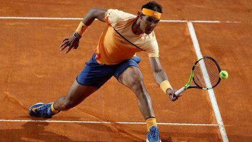 Roland Garros: Nadal devora a Bagnis y ya está en tercera ronda