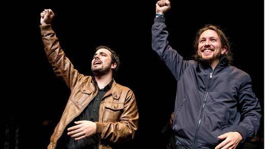 La primera encuesta con Unidos Podemos le coloca cuatro puntos por encima de un PSOE a la baja