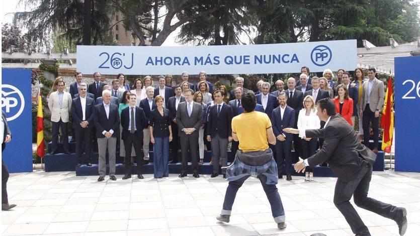 El PP se volcará en Madrid, Almería, Málaga, Toledo, Guadalajara, Valencia o Lleida, donde espera aumentar apoyos