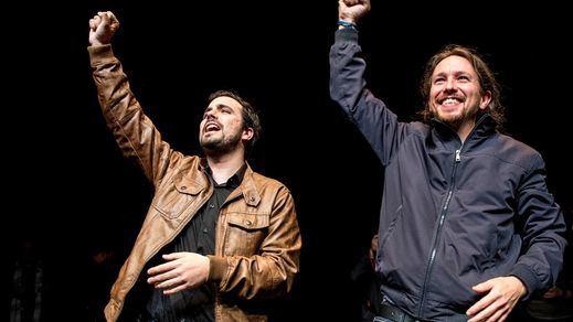 Unidos Podemos ganaría en votos al PSOE pero fracasa su plan de superarle en escaños