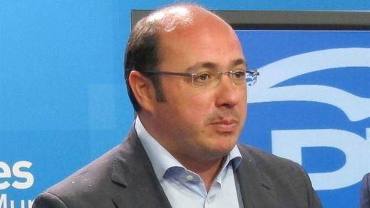 ¿Otro escándalo para el PP?: piden la imputación del presidente de Murcia por su implicación en la 'Púnica'