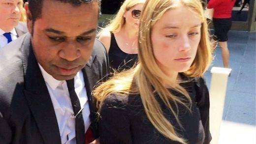 Johnny Depp pudo maltratar a Amber Heard durante meses: la actriz logra una orden de alejamiento