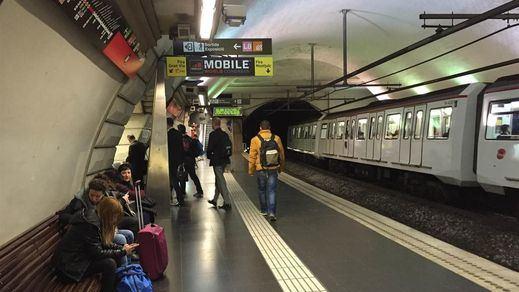 Huelga Metro de Barcelona: paros de lunes a jueves con servicios mínimos de al menos 20%
