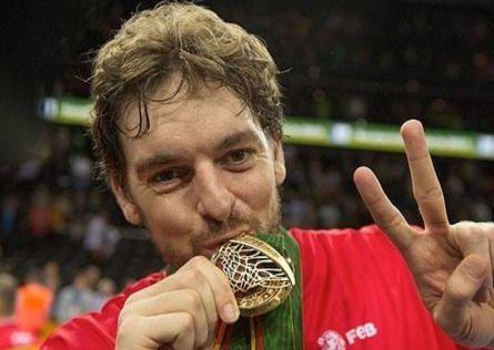 Alarma olímpica: Pau Gasol