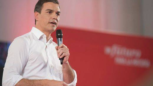 Sánchez deja en el aire la pregunta del millón: ¿permitiría el PSOE un gobierno del PP?