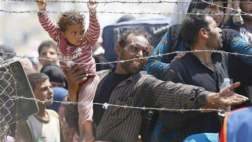 Organizaciones sociales preparan una 'Caravana a Grecia' en apoyo a los refugiados y como denuncia a los gobiernos europeos