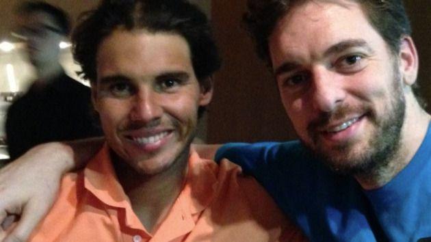 Pau defiende a su amigo Nadal: 'Debe estar cansado' de acusaciones injustas de dopaje