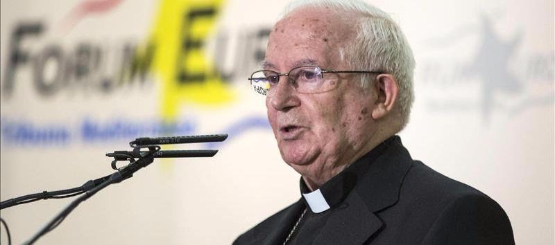 Con la Iglesia hemos topado: el cardenal arzobispo Cañizares llama a desobedecer las leyes de igualdad