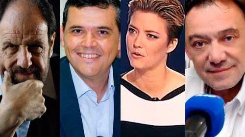 La Asociación Profesional Española de Informadores de Prensa, Radio, Televisión e Internet (APEI-PRTVI) entrega sus 'Micrófonos de los Informadores 2016'