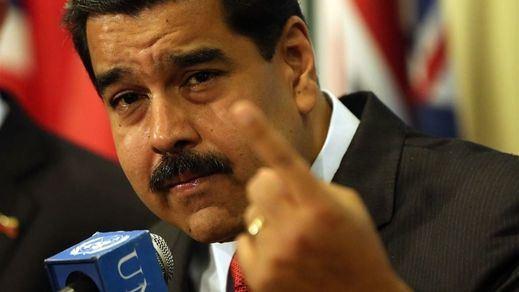 Maduro anuncia medidas legales contra los medios españoles por su