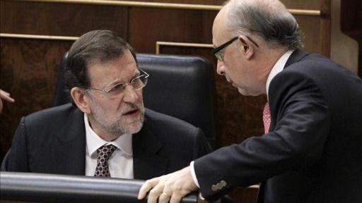 Y el Gobierno Rajoy sigue aumentando el déficit: las cuentas no le salen a Montoro