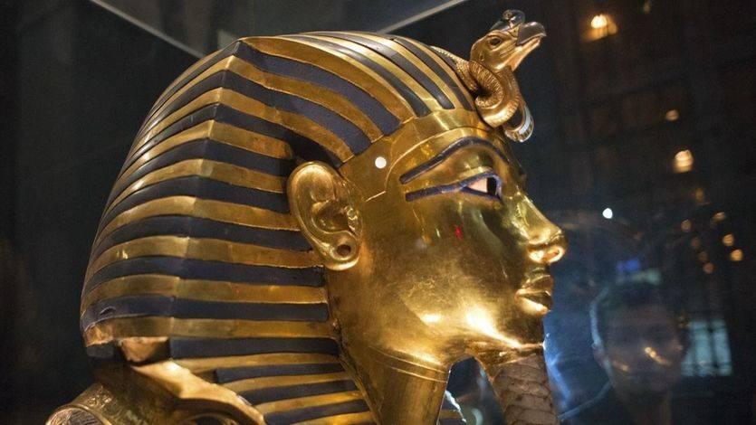 Impresionante: la daga del faraón Tutankamón no es de este mundo