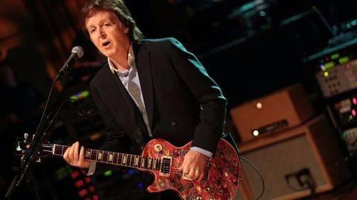 La noche madrileña, a ritmo de Paul McCartney