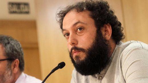 Nuevo lío para el concejal de Ahora Madrid Guillermo Zapata: será juzgado por 'okupar' el Patio Maravillas