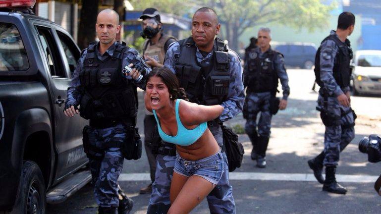 Amnistía Internacional, preocupada por la violencia de la policía brasileña a sólo dos meses de los Juegos Olímpicos