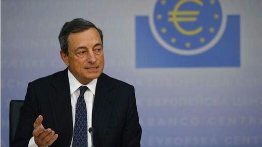 El BCE, optimista: mejora su previsión de crecimiento para la eurozona en 2016