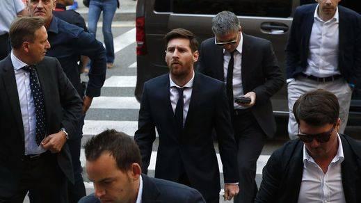 El presunto fraude a Hacienda de Messi 'lo autorizó' su padre, según la fiscal