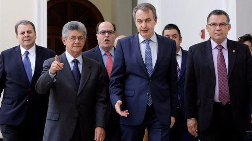 Zapatero, el primero en poder visitar a Leopoldo López en la prisión