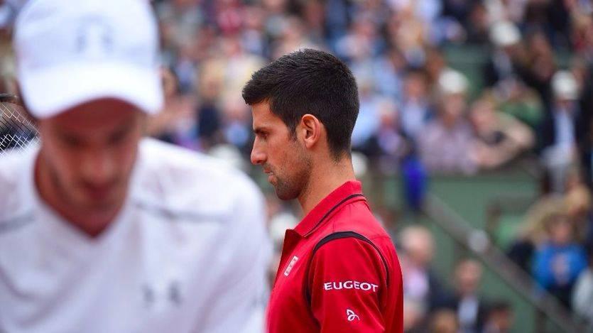 Djokovic se impone con facilidad a Murray en la final de Roland Garros