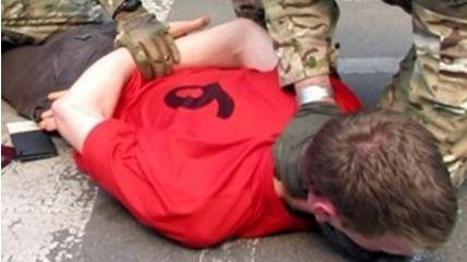 Ucrania confirma la detención de un francés cargado de armas que pretendía atentar en la Eurocopa