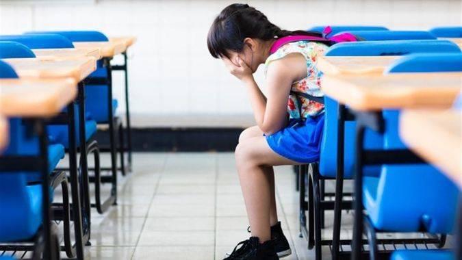 La escuela ya no es un lugar seguro: la mitad de los niños españoles teme allí una agresión