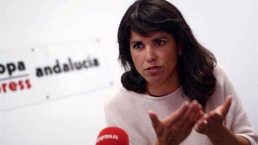 RTVA obvia a la Junta Electoral y resta minutos electorales a Unidos Podemos