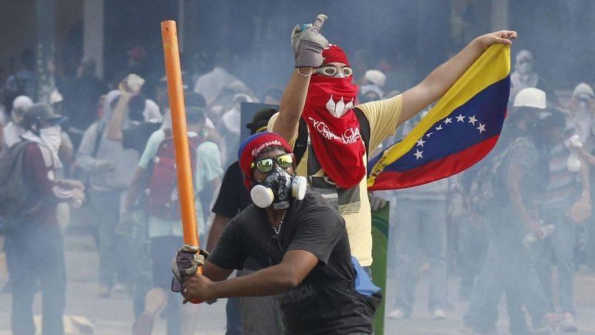 El Parlamento Europeo reclama hoy la liberación de los presos políticos en Venezuela sin el apoyo de Podemos e IU