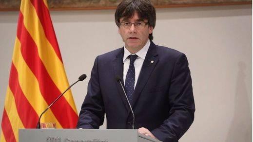 Empieza a calentarse la próxima Diada: Puigdemont se someterá a una cuestión de confianza en septiembre
