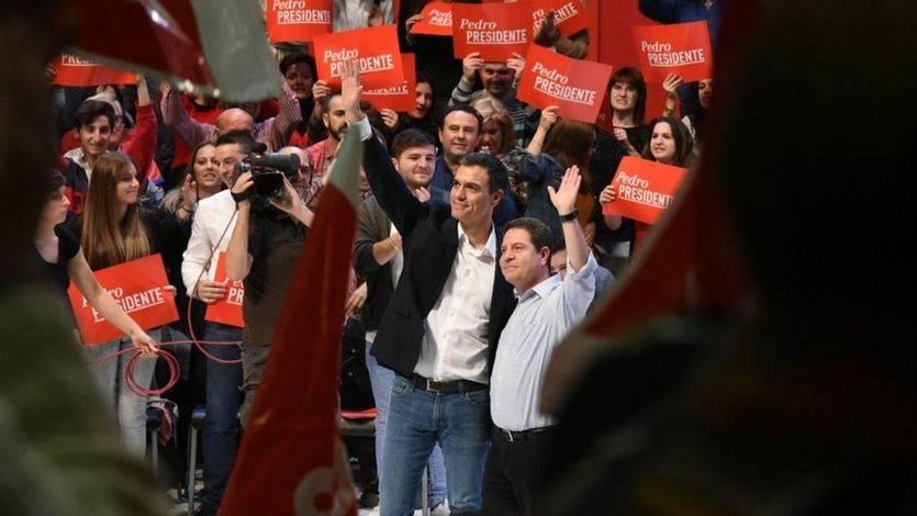 """El PSOE sólo ha hecho encuestas """"cualitativas"""" y no de intención de voto"""