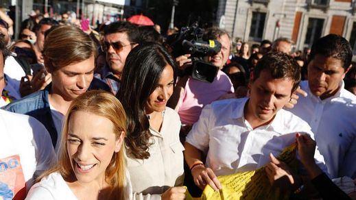 ¿Quiénes son en realidad los 'presos políticos' de Venezuela con los que se vuelcan PP, PSOE y Ciudadanos?