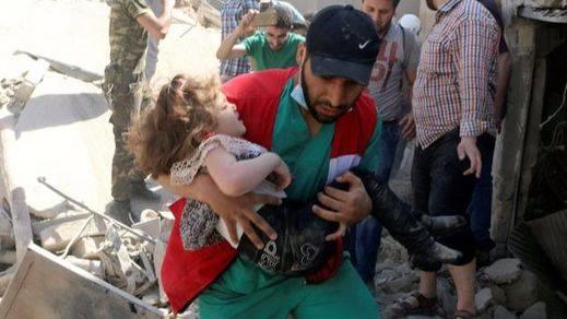 La tragedia que no cesa: nuevos bombardeos a hospitales en la ciudad siria de Alepo con víctimas mortales