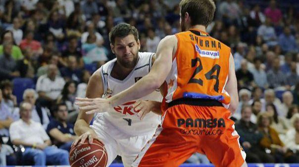 ACB: el Madrid sabe sufrir para eliminar al Valencia y meterse en su 5ª final consecutiva
